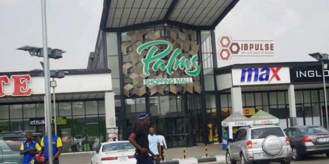 Palms Shopping Mall