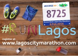 Register for Access Bank Lagos City Marathon